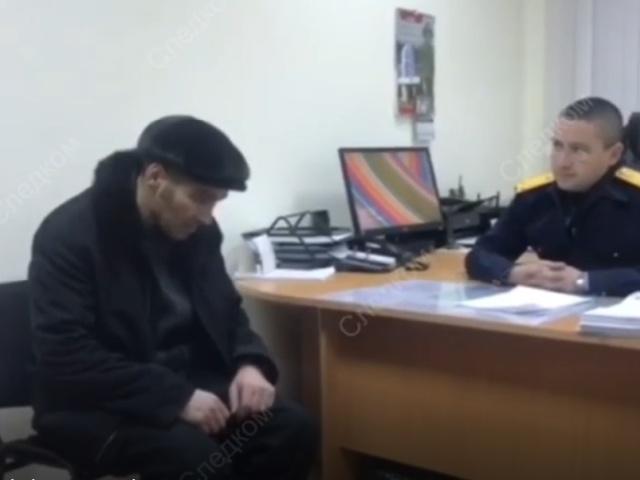 """Допрос Павла Шаповалова, захватившего самолет """"Сургут - Москва"""""""