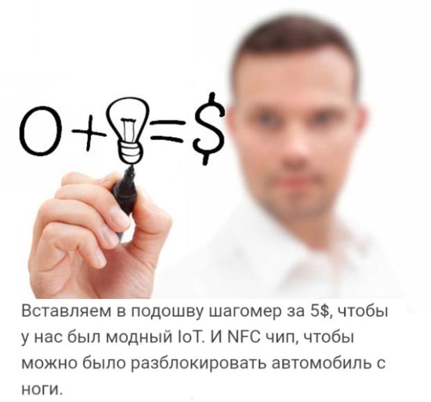 Идея для стартапа на миллион долларов (3 картинки)