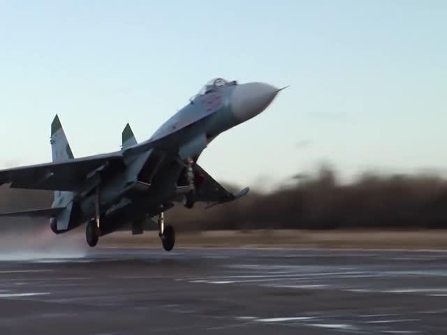 Перехват самолета-разведчика ВВС Швеции российским истребителем Су-27
