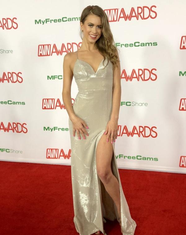 AVN Awards 2019 - церемония награждения за достижения в области американской порноиндустрии (17 фото)