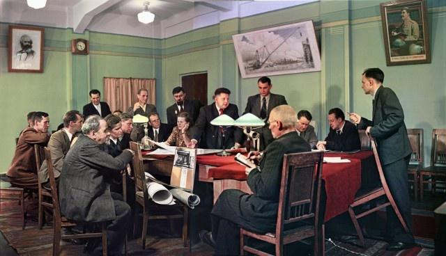 Интересные фотографии советской жизни (28 фото)