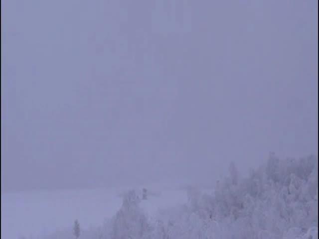 """Видео крушения бомбардировщика Ту-22М3 """"35 красный"""" в Мурманской области"""