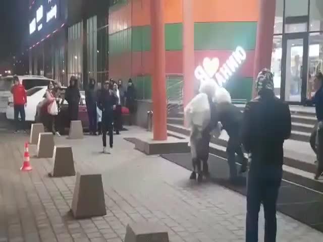 Кража невесты во Владикавказе пошла не поп плану