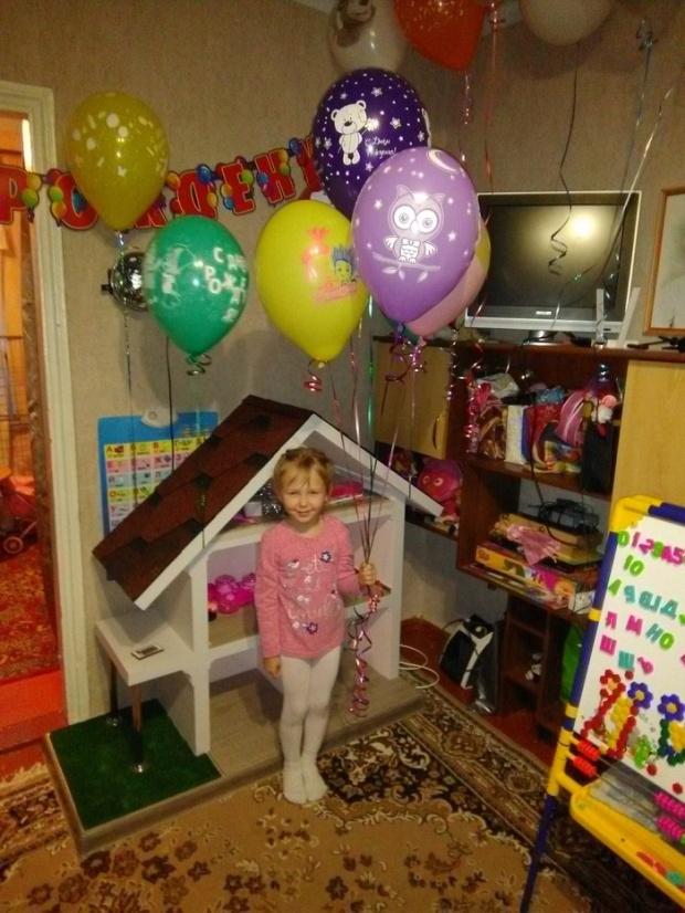 Подарок для дочери своими руками (11 фото)