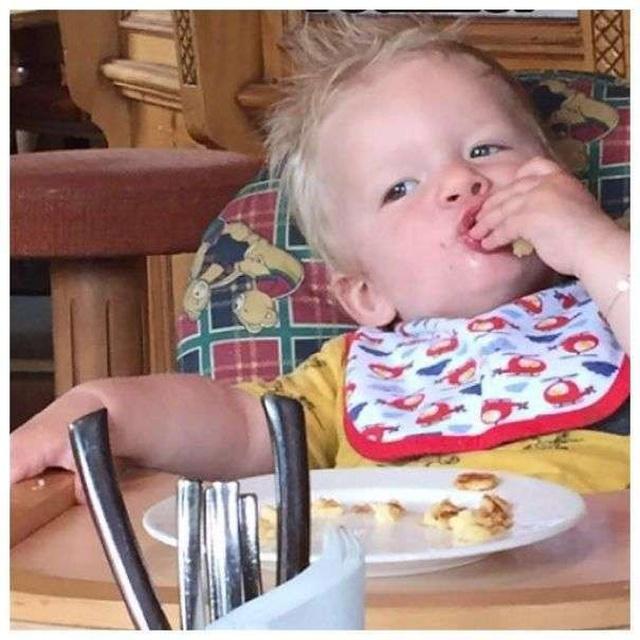 Забавные фотографии детей (38 фото)