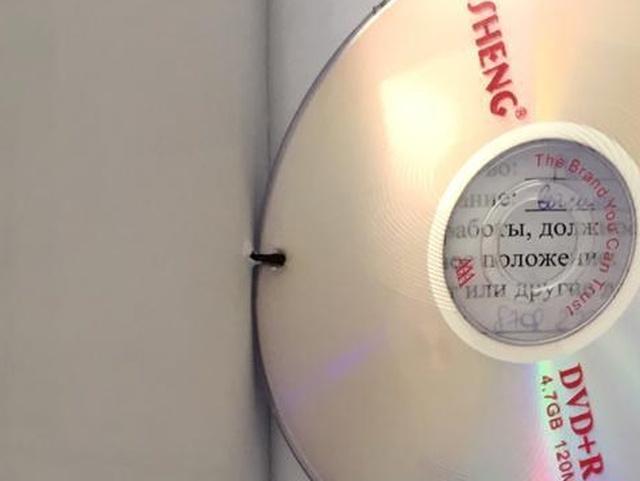 Подшить диск к делу? Без проблем! (3 фото)