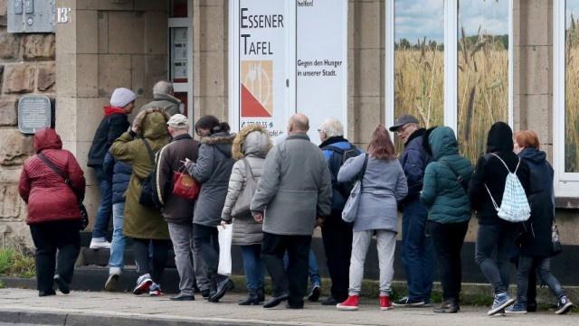 """Как в Германии работает """"Tafel"""" - помощь малоимущим (9 фото)"""