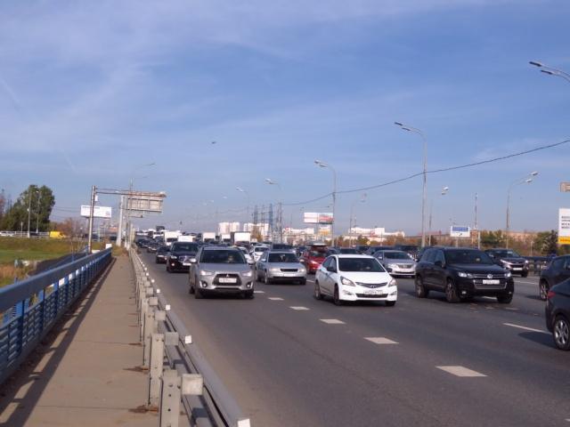 Московская Кольцевая Автомобильная дорога сквозь годы (50 фото)