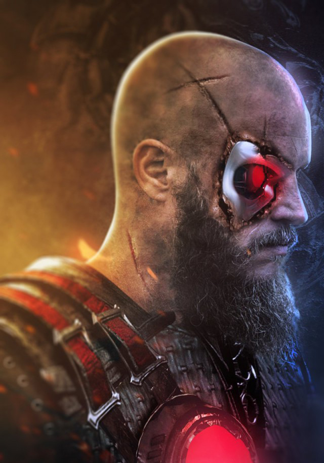 Звёзды кино в виде персонажей из Mortal Kombat от BossLogic (10 фото)