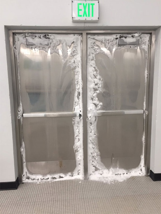 Замерзающая Америка (33 фото)