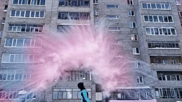 """""""Дубакчеллендж"""" в исполнении жителей Сибирского региона (12 фото + видео)"""