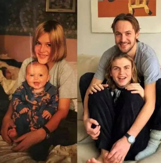 Люди воссоздают свои старые фотографии (25 фото)
