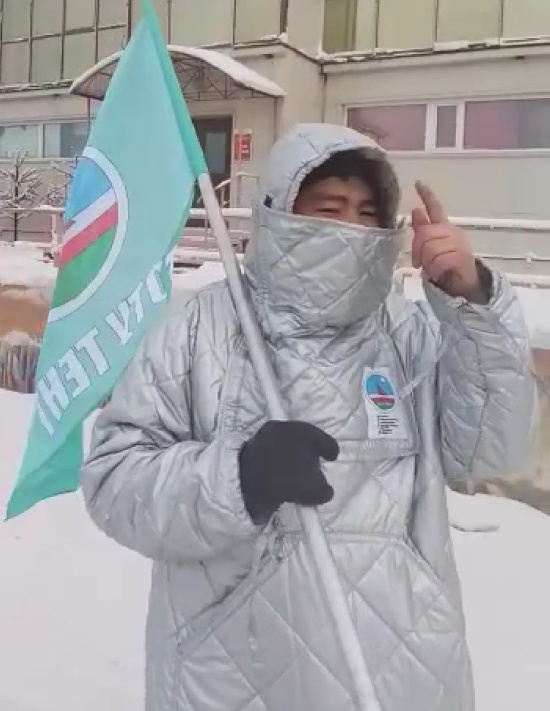 """Костюм """"Хопоо"""", в котором не холодно даже в 50-градусные морозы (4 фото)"""
