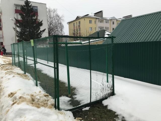 Детская игровая площадка в Белгороде (5 фото)