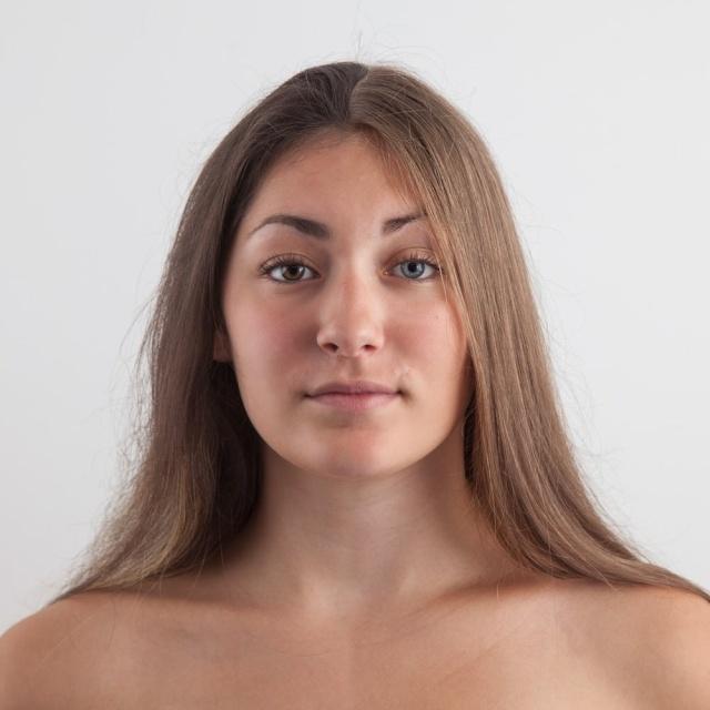 """""""Генетические портреты"""" - необычный проект, показывающий силу генетики (20 фото)"""