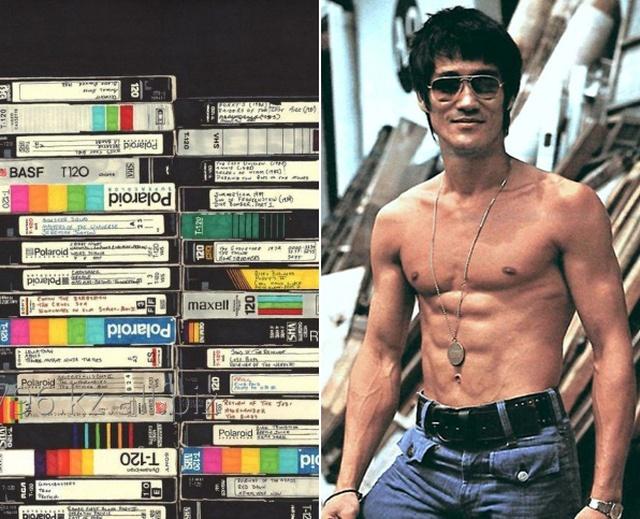 Образы и персонажи, которые ассоциируются с кассетами стандарта VHS (35 фото)