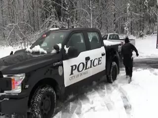 Опасная полицейская спецоперация