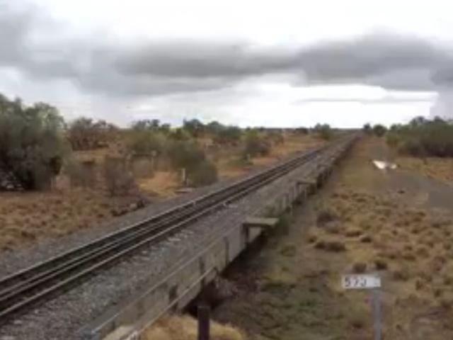 Наводнение в Квинсленде: как прибывает вода