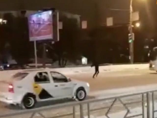 """""""Прыгун"""" из Самары"""
