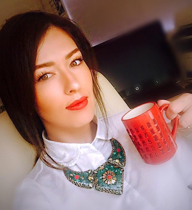 """""""Мисс виртуальная Якутия"""" Вероника Высоких стала помощником мэра Якутска (9 фото)"""