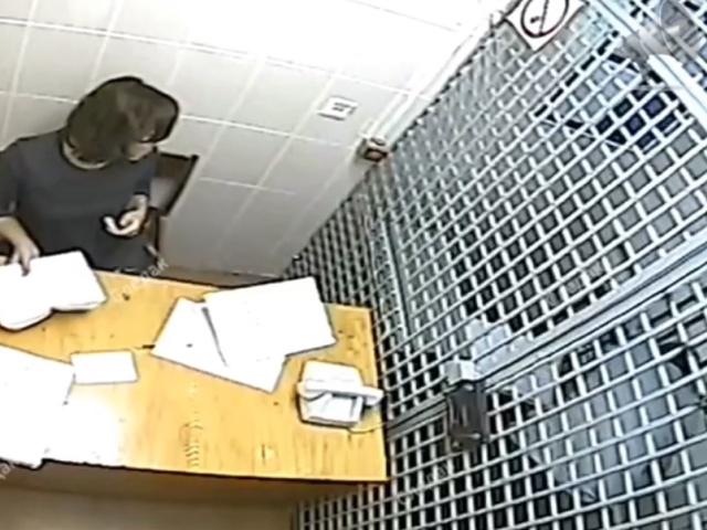 Обвиняемый в разбойном нападении сжег свое уголовное дело