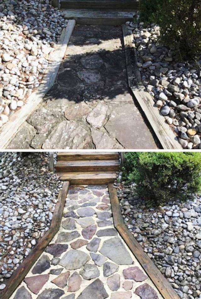 Вещи до и после чистки (18 фото)