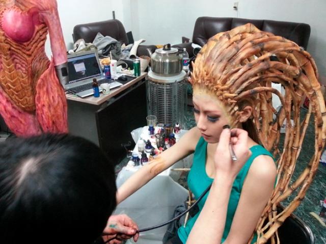Впечатляющий косплей: Сара Керриган из StarCraft 2 (21 фото)
