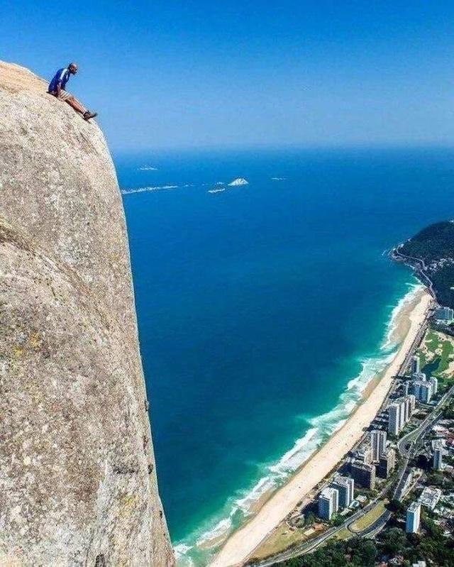 Фотографии для тех, кто не боится высоты (21 фото)