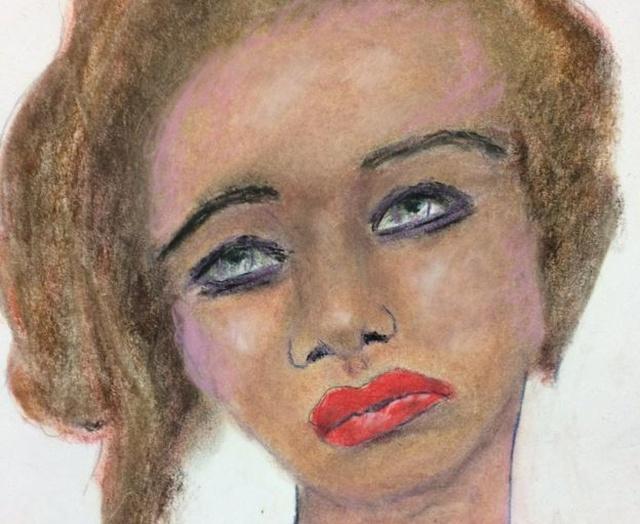 Серийный убийца Сэмюэл Литтл нарисовал по памяти портреты своих жертв (11 рисунков)
