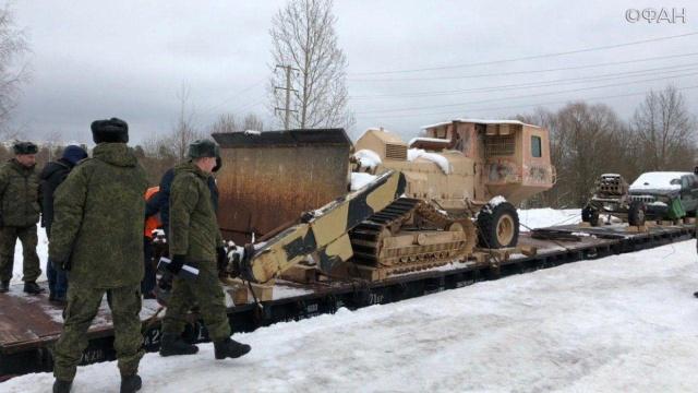 Министерство обороны РФ покажет военные трофеи из Сирии (10 фото)