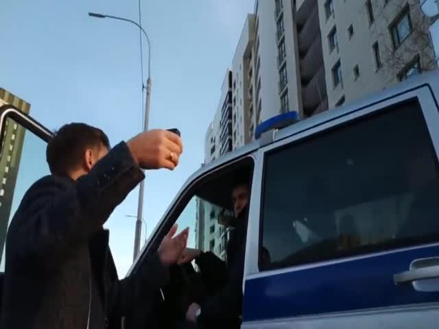 Блогер против сотрудников ППС