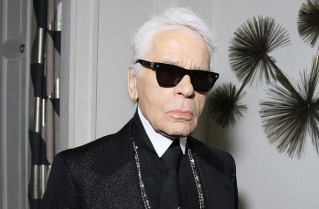 Умер известный модельер и дизайнер Карл Лагерфельд