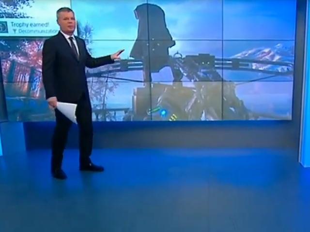 """На государственном канале вышел сюжет, в котором игру """"Metro Exodus"""" обвинили в навязывании русофобии"""