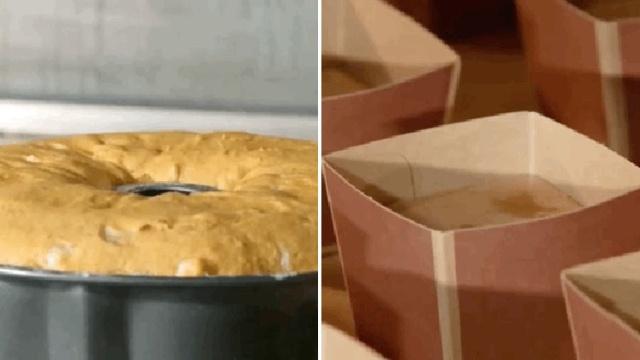 Завораживающий процесс приготовления выпечки (17 гифок)