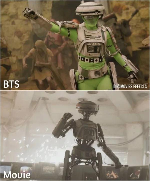 Компьютерная анимация: в кино и на съемочной площадке (35 фото)