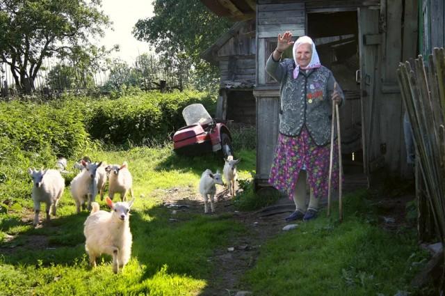 Теплые воспоминания о каникулах в деревне (20 фото)