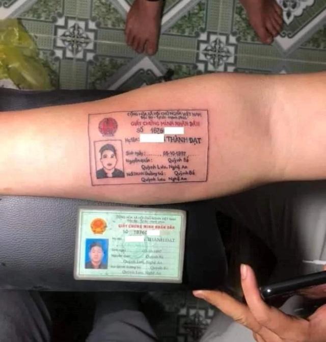 """Когда """"паспорт"""" всегда с тобой (2 фото)"""