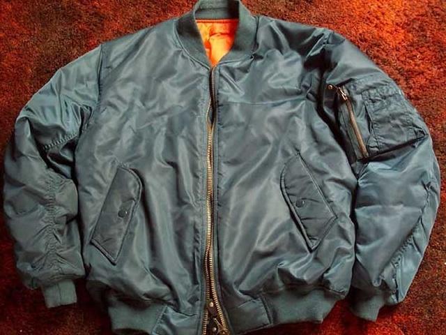 Лётная куртка MA-1 Bomber (3 фото)