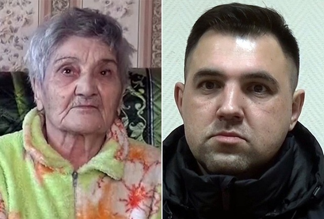 79-летняя пенсионерка из Москвы поймала мошенника, который отнимал деньги у стариков (2 фото + видео)