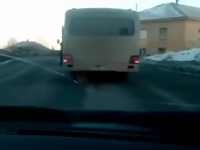 Нет колеса на маршрутке? Не проблема!