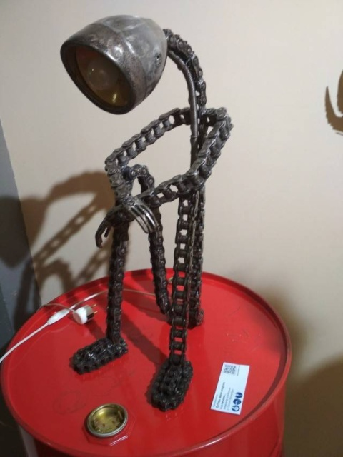 Металлические статуэтки своими руками (43 фото)