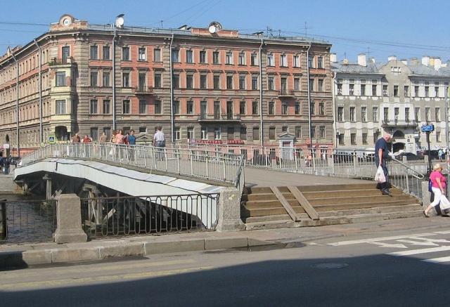 Необычная история Горсткина моста (3 фото)