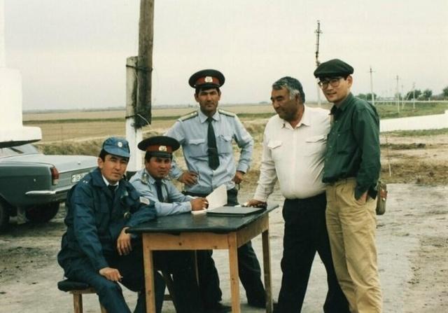 Страны СНГ в 90-е годы (29 фото)