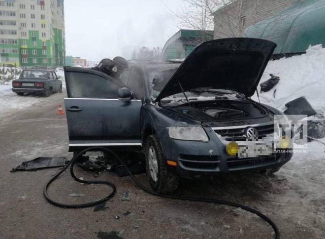 """""""Антиреклама"""" газобаллонного оборудования из Альметьевска (2 фото + видео)"""