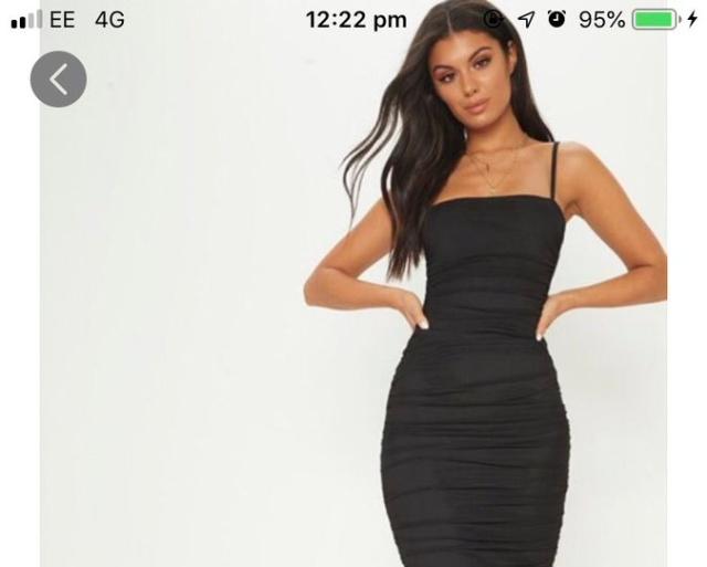 Купила платье в онлайн-магазине (3 фото)