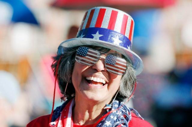 Факты об американцах, которые удивляют иностранцев (10 фото)