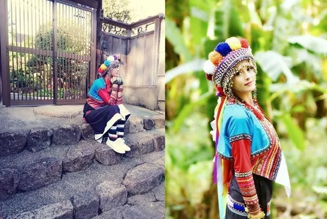 """""""Королева барбекю"""" Руо Ян из Тайваня (6 фото + видео)"""