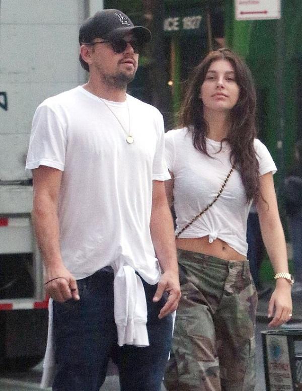 Леонардо Ди Каприо не встречается с девушками старше 25 лет (9 фото)