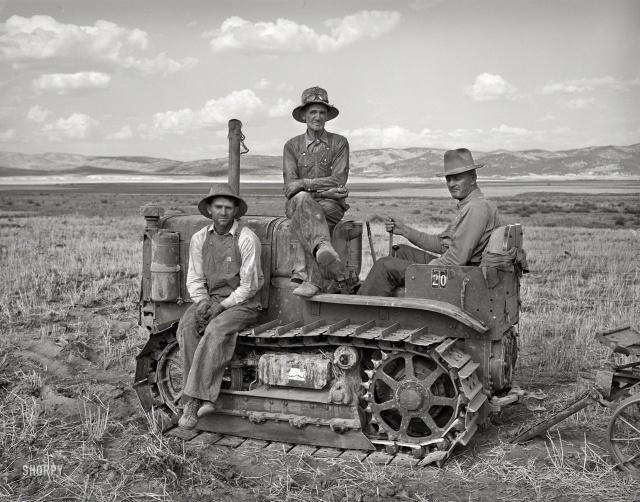 Винтажная Америка на старых фотографиях (25 фото)