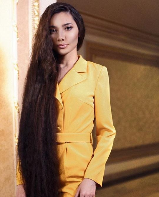 """Участницы конкурса красоты """"Мисс Казахстан - 2019"""" (18 фото)"""